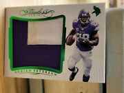 Adrian Peterson Vikings 2015 Flawless 2 Color Dirty Patch Sick 2/5
