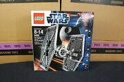 New Sealed Box Lego 9492 Star Wars Tie Fighter Free Priority Mail