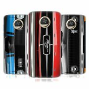 Official Ford Motor Company Classic Mustang Grille Gel Case For Motorola Phones