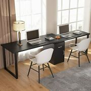 55 Rotating Standing Executive Office Study Writing Desk Table Workstation Lw