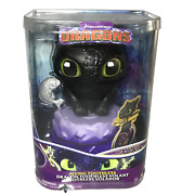 Dreamworks Dragons, New Flying Toothless Interactive Dragon With Lights And Sounds