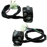 22mm 7/8 Motorcycle Handlebar Switch Headlight Hi/low Horn On-off Push Buttons