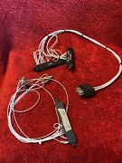 Aircraft Wiring Test Harness For King Kx 125 Nav/com With Connectors