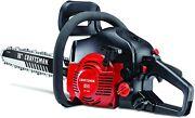 2020 Model S165 42cc Full Crank 2-cycle Gas Chainsaw-16-inch Bar And Automatic