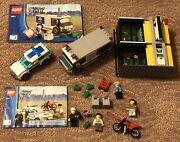 Lego Town City Police 3661-1 Bank And Money Transfer