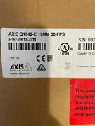 New Axis Q1942-e Outdoor Thermal Security Camera 0918-001