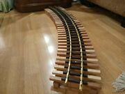 G Scale Garden Trestle Model Train Redwood R3 Track Support Use With Lgb Lionel