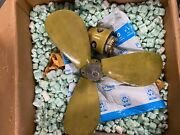 Martec Feathering Propeller 18x18 Right Hand 1 1/8 Shaft
