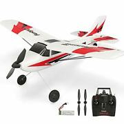 Rc Plane Remote Control Airplane 3 Channel With 2.4ghz Radio Control 6 Axis Gyro