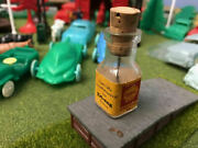 Rare Empty Tri-ang Shell Lubricating Oil Bottle Very Hard To Find Read