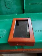 Wood Storage Coin Boxes Will Take Pcgs Or Ngc Coin Holders 10 Box Available