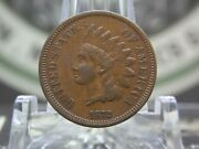 1872 Indian Head Cent Penny 1c 2 East Coast Coin And Collectables, Inc.