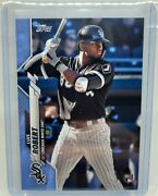2020 Topps Series 2 Luis Robert Rookie Fatherand039s Day Parallel /50 Rc Rare