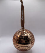 Taylor Swift Mirrorball Ornament Inspired By Folklore - Christmas 2020