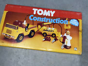 New Vintage Tomy Air Power System Construction Set Complete Instructions 8400