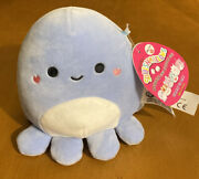 Squishmallows 5andrdquo Valentines Violet With Heart Cheeks Nwt Htf Rare
