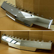 Chrome Front Skid Plate For 2014 2015 Chevy Chevrolet Silverado 1500 Truck