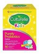 Culturelle Kids Purely Probiotics Packets - Daily Probiotic Supplement - Helps S