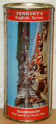 Tennentand039s Scene Scarborough Beach Flat Top Beer Can From Scotland 44cl