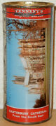 Tennentand039s Scene Canterbury Cathedral Flat Top Beer Can From Scotland 44cl