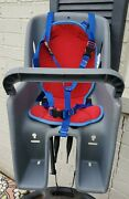 Vintage Bicycle Child Carrier Portable Toddler Utility Seat Bike Rear By Bell
