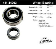Centric Parts 411.44003 Drive Axle Shaft Bearing For 86-97 Toyota Previa Van