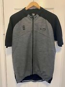 De Marchi Wool Cycling Jersey With Windstopper Front - Xxl - Made In Italy