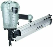 Hitachi/metabo Hpt Nr90aes1m-r 3-1/2 Plastic Collated Framing Nailer, A-grade