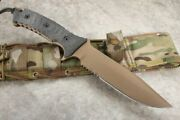 Chris Reeve Pacific Fde Partially Serrated - Discontinued Dated 5-13-2021