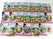 Just Play Disney Junior Mickey Mouse Clubhouse Mini Figure Toy - Cake Topper 21x