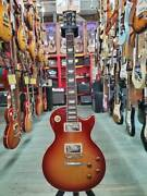 Gibson Les Paul Traditional Sunburst Made In Usa 2018 Electric Guitar U1139