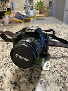 Canon Rebel Xs Eos Digital Slr, Includes 3 Lithium-ion Batteries/charger