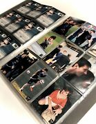 104 Cards Icons Official Messi Card Collection In Binder All 104 Cards
