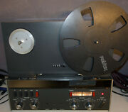 Revox A77 Reel To Reel Recorder W/cover. Excellent