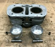 Honda Cl350 Cl 350 Cb350 Cb 350 Engine Cylinders And Pistons Nice / Honed