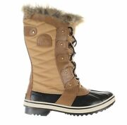 Sorel Womens Tofino Ii Curry Snow Boots Size 7 1979243