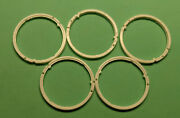 5pcs Movement Holder For Eta 2824 Designed For Nh35 Nh36 Watch Case