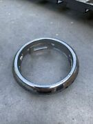 Maserati Mistral, Ghibli, Mexico Steering Wheel Horn Button Trim Ring Retainer