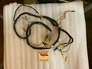 New Nos Wire Harness Yamaha Ygt5t, Yl2c, Yl2cm 205-82590-10