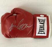 Gerry Cooney Signed Everlast Boxing Glove A 10 Autograph Jsa Pp40501
