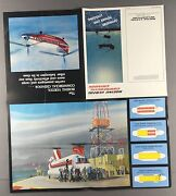 Boeing Vertol Commercial Chinook Helicopter Manufacturers Sales Brochure Seatmap