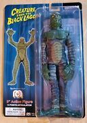 Mego Creature From The Black Lagoon Action Figure 8 Dark Green Variant Color