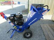 Used Once 4 Bluebird Wood Chipper - 2,695