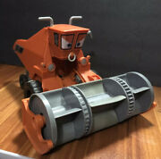 2015 Mattel Disney Pixar Cars Chase And Change Frank The Combine Tractor No Bin
