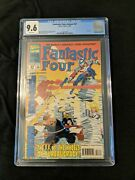 Fantastic Four Annual 27 Cgc 9.6 1st Appearance Time Variance Authority