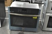 Ge Jts3000snss 30 Stainless Steel Electric Single Wall Oven Nob 111398