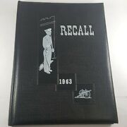 1963 Yearbook Western Military Academy Alton Il Great Photos And Signatures