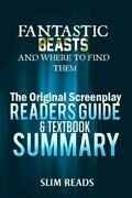 Fantastic Beasts And Where To Find Them The Original Screenplay Readers...
