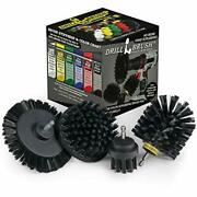 Black - Grill Brush - Grill Tools โandeuroandldquo Clean Gas Grills Electric Smokers Charco