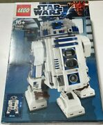 Lego Star Wars 10225 Piece Ucs R2-d2 Retired Brand New Sealed Free Shipping